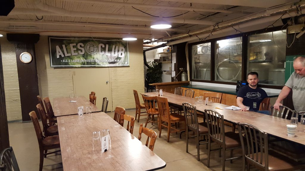 Club Spotlight: ALES Club (Regina, SK)