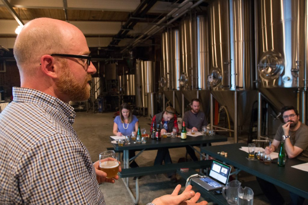 Q&A: Roger Mittag (Prud'homme Beer Certification)